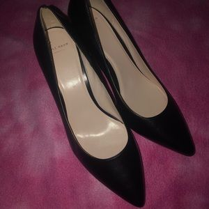Cole Haan Size 9B Black Point Heels